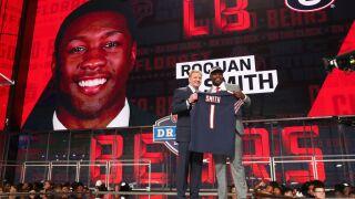 Roquan Smith NFL Draft 2018