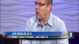Spotlight Lake Health