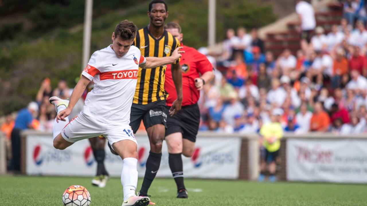 How good is FC Cincy this year? We'll know soon