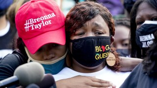 LIVE: Attorneys for Breonna Taylor's family reacts to grand jury decision
