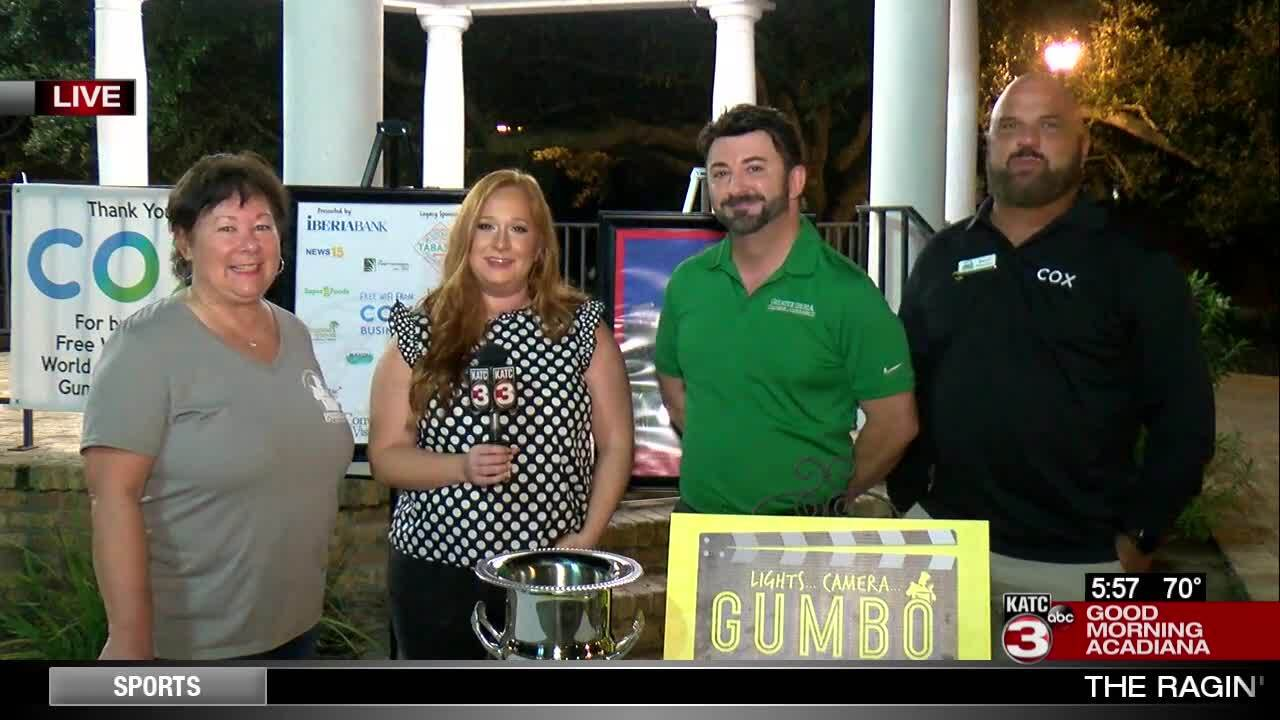New Iberia Gumbo Cookoff GMA