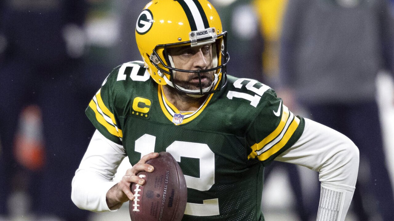 Packers Rodgers