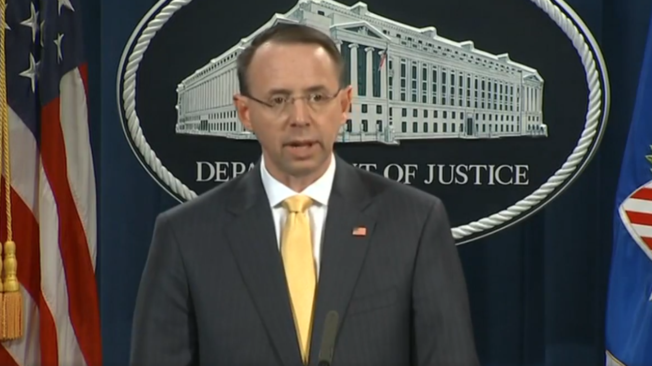 Watch: Special counsel issues indictment against 13 Russian nationals over 2016 election interference