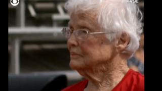 Video extra: No slowing down for 103-year-old runner