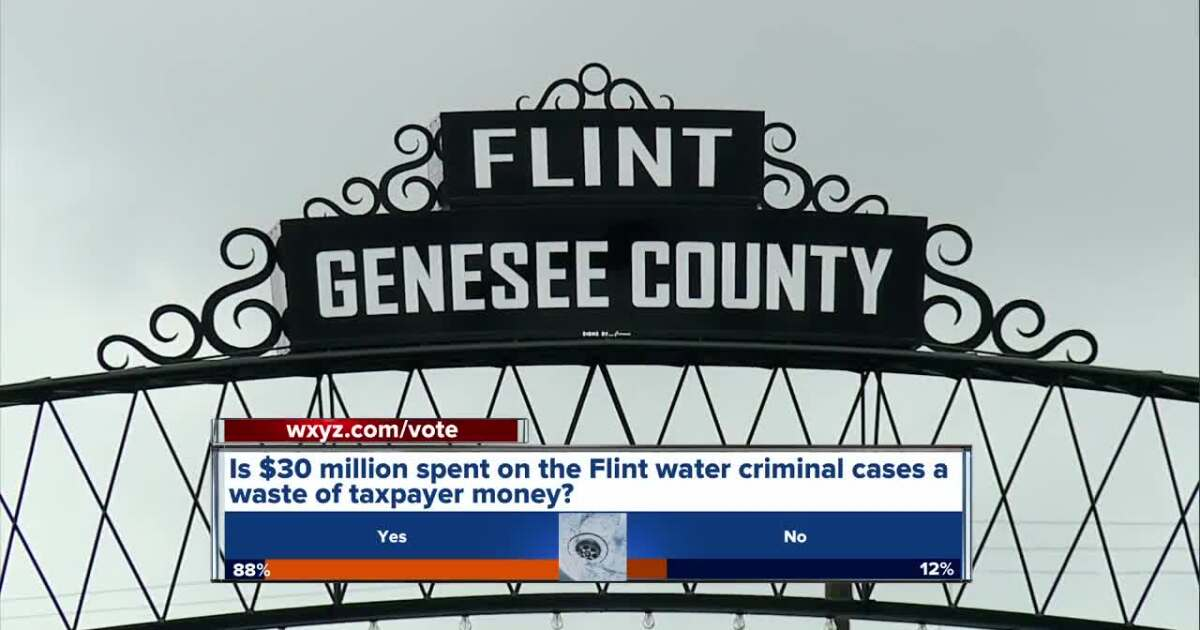 Flint Water Crisis cases: $30 million and counting
