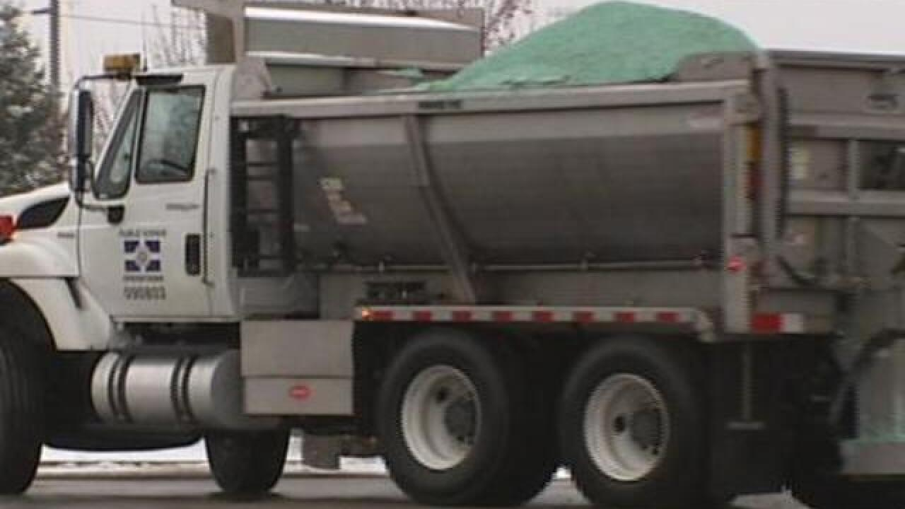 Indianapolis crews get winter-ready