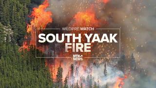 Wildfire Watch South Yaak