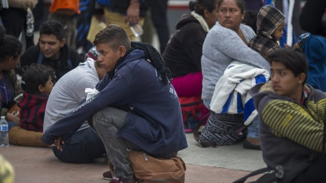 Clergy call activists to support migrants