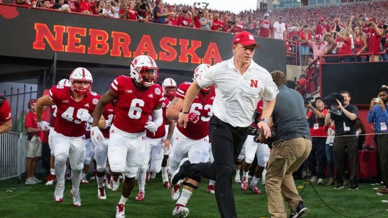 Scott Frost impressed with Thursday practice, previews Purdue
