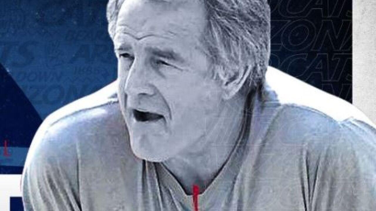The Arizona Wildcats hired Stan Eggen as defensive line coach.