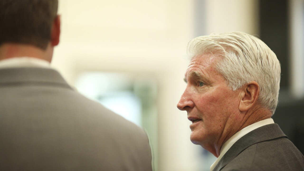Tensing trial is all about the video