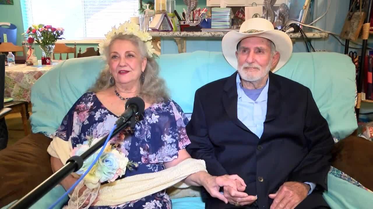 Richard Cooper-Linda McGuire marriage