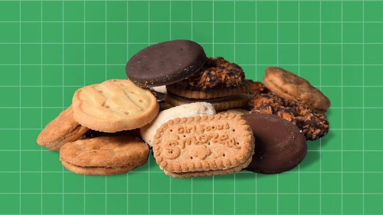 What is your favorite flavor of Girl Scout cookie that will be available this year