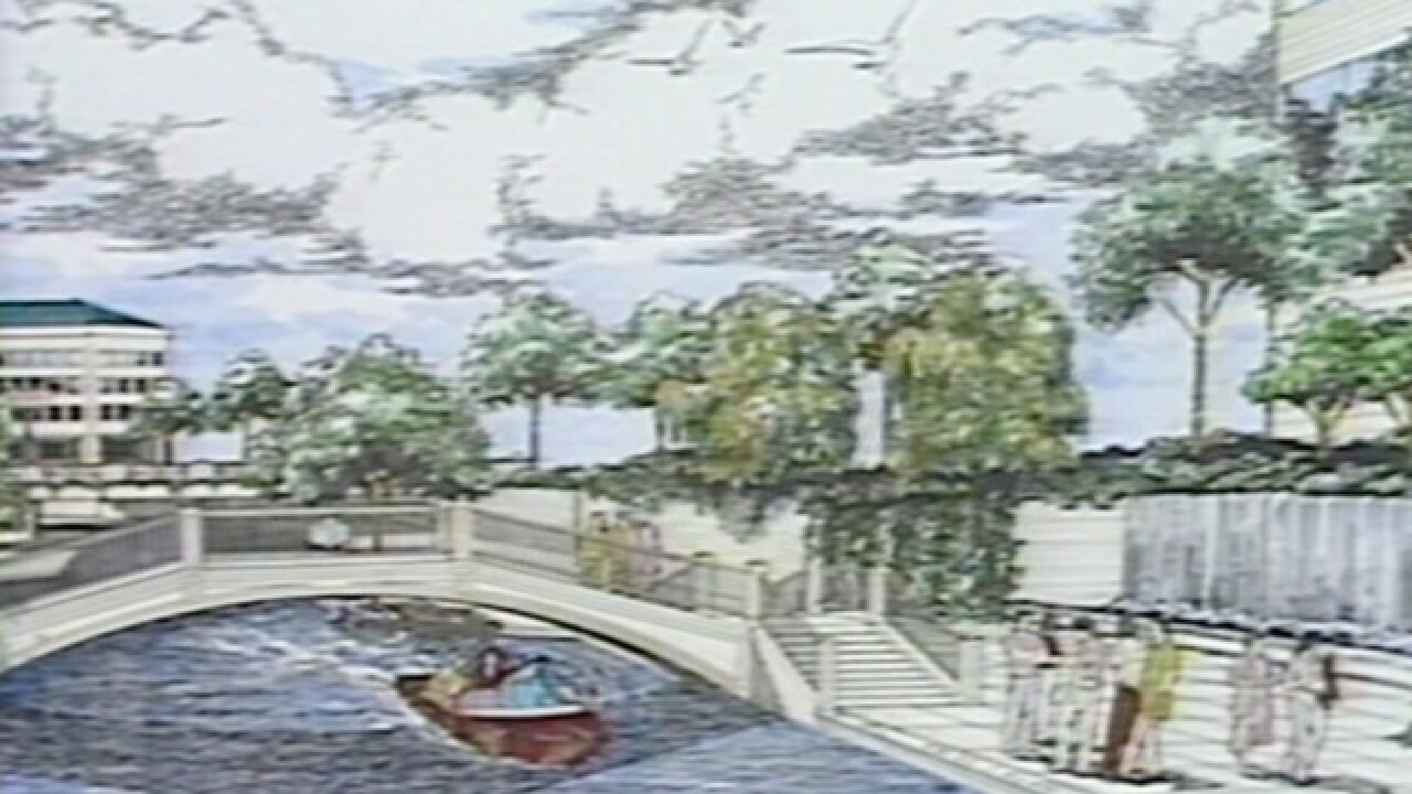 The history of Indianapolis' downtown canal