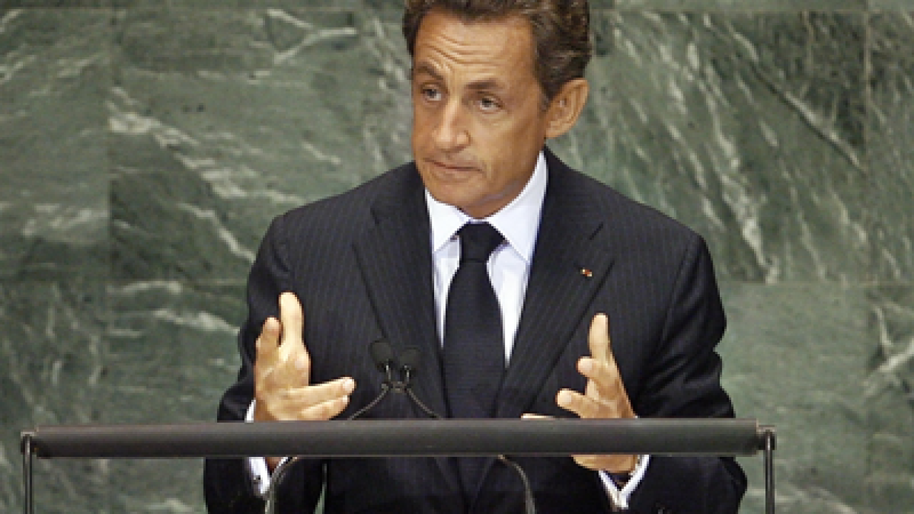 Socialist Hollande in, Sarkozy out, as France elects a new president