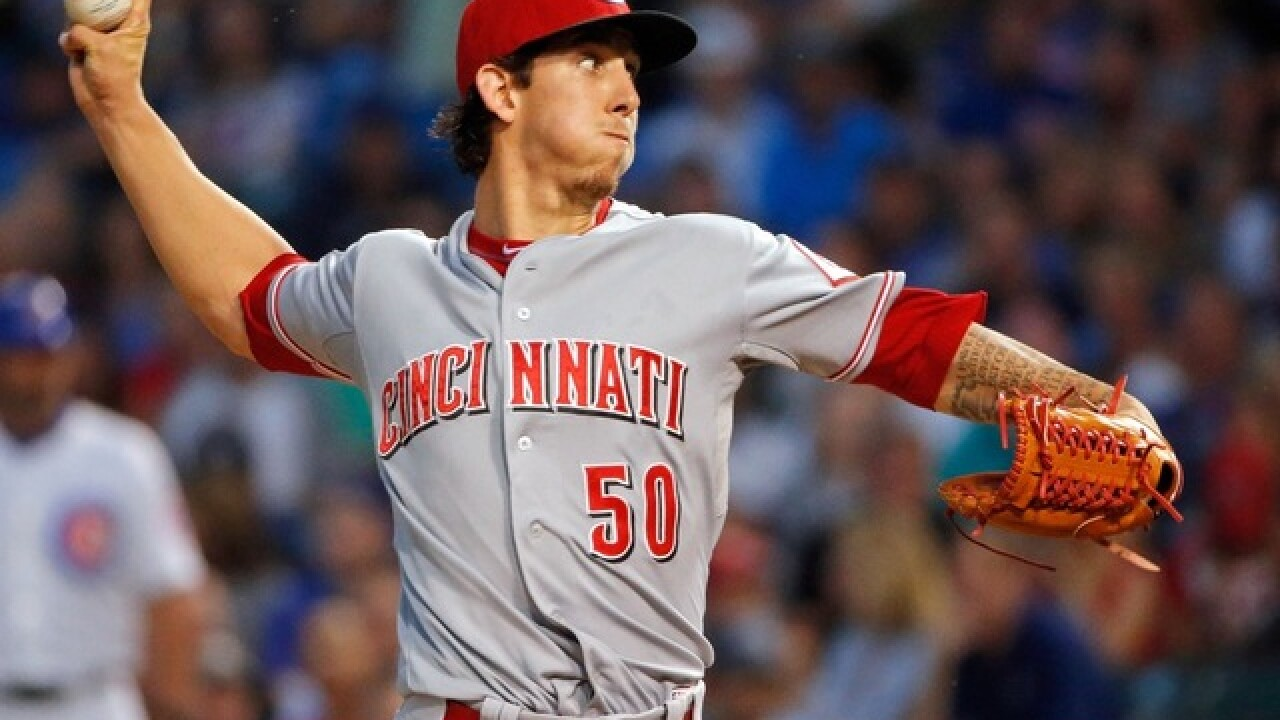 Fay: After injury, reliever Michael Lorenzen returns refreshed in body and spirit