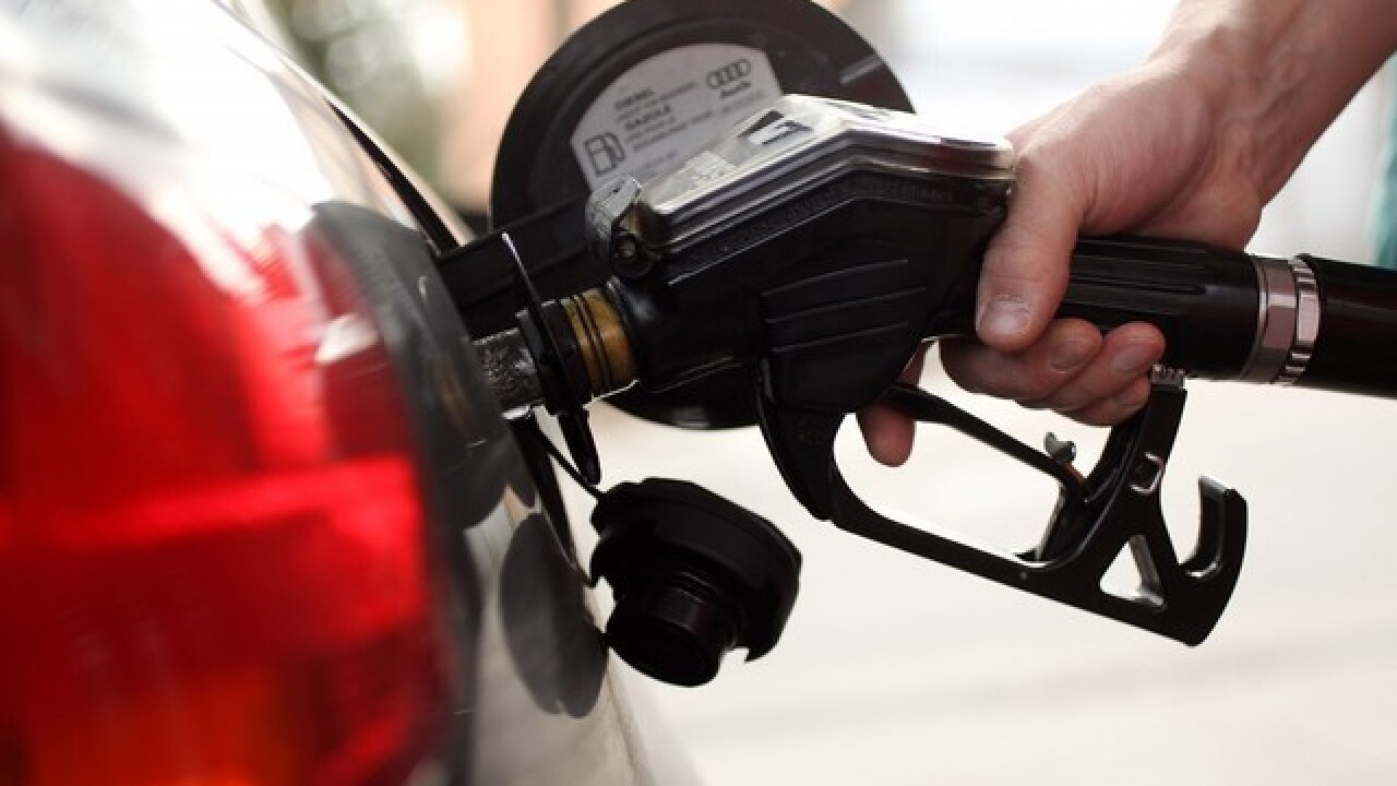 Idaho gas prices are bucking the national increase trend … at least for now