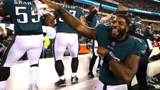Audio: Eagles Make the Winning Plays
