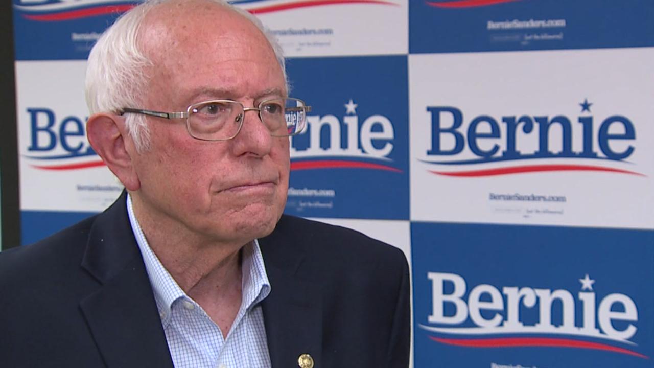 Bernie Sanders in Phoenix 3-5-20
