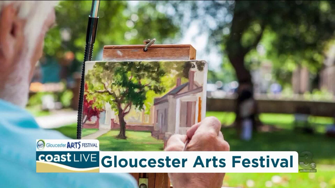 How the Gloucester Arts Festival is making its mark on CoastLive