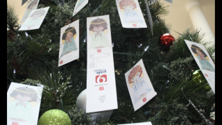Annual Angel Tree gifts-for-children program begins with online shopping option