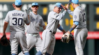 Padres v Rockies Father's Day 2019