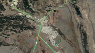 285 near Fairplay Colorado