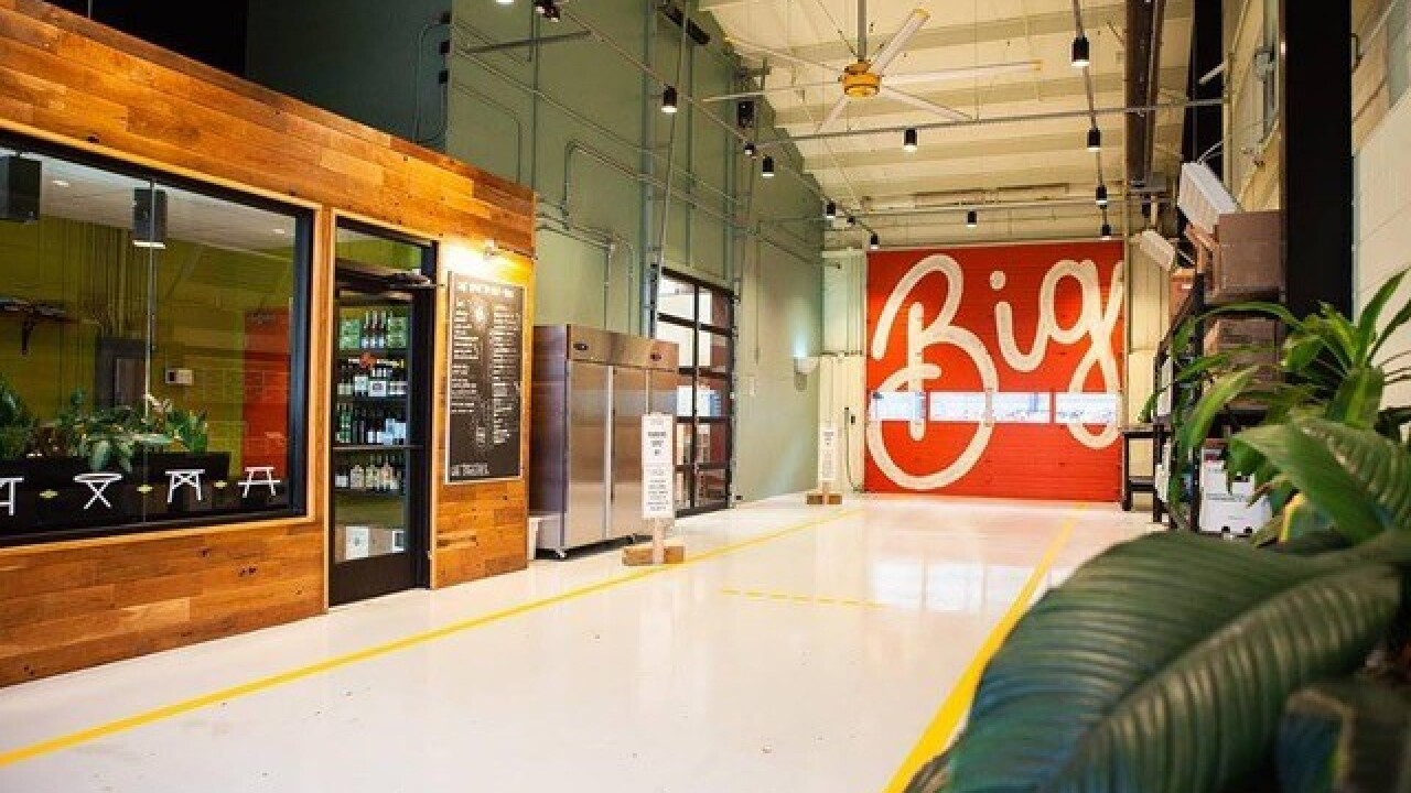 The Big Kitchen opens in Richmond