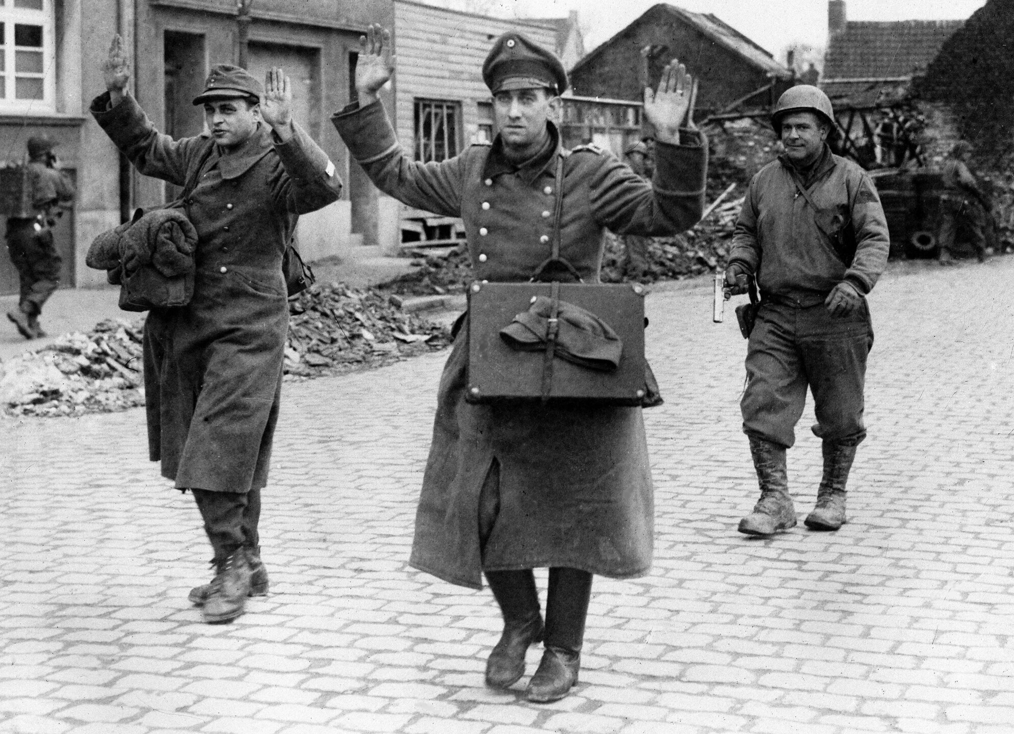 WWII GERMANY COLOGNE POWS