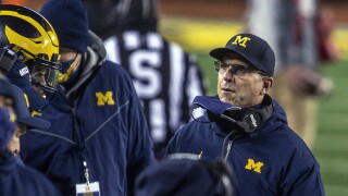 Jim Harbaugh: 'The process to us is very important'