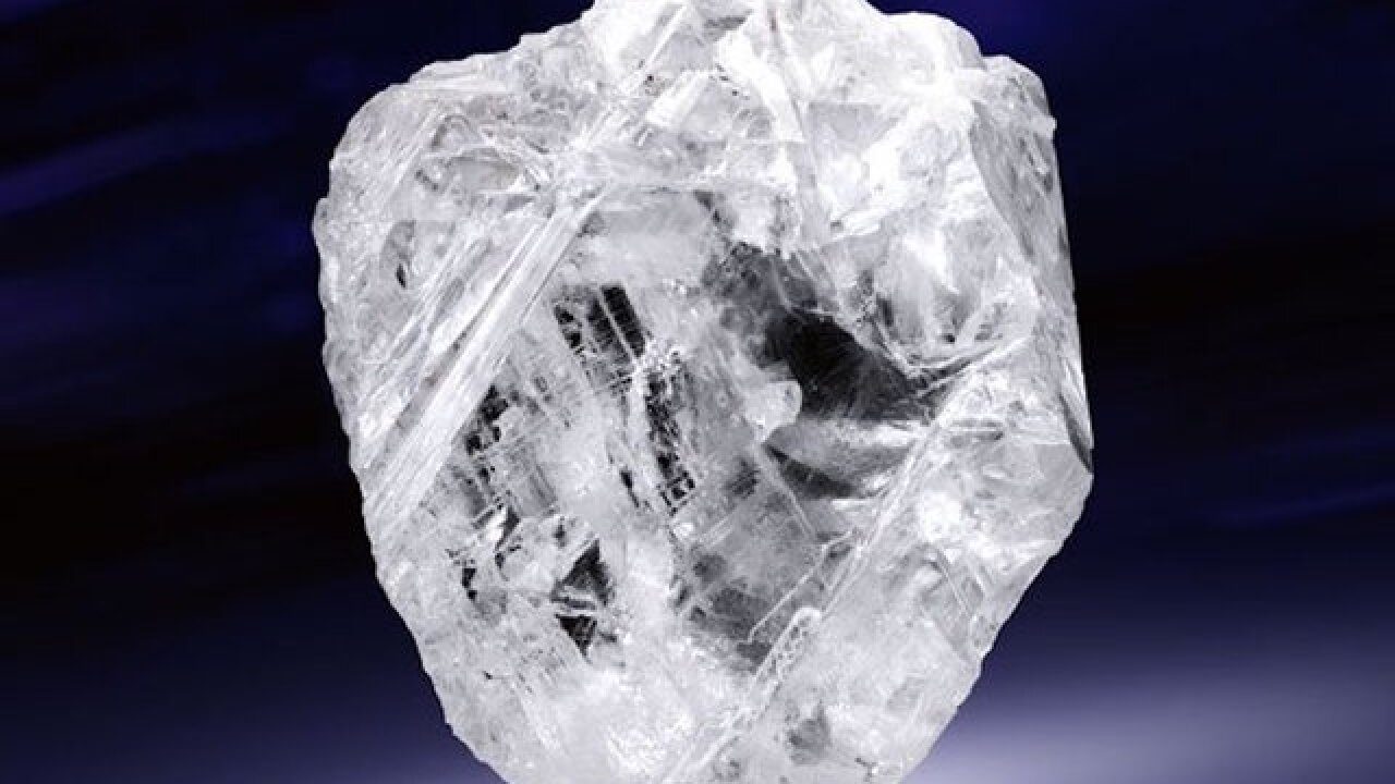 World's second biggest diamond sells for $53 million