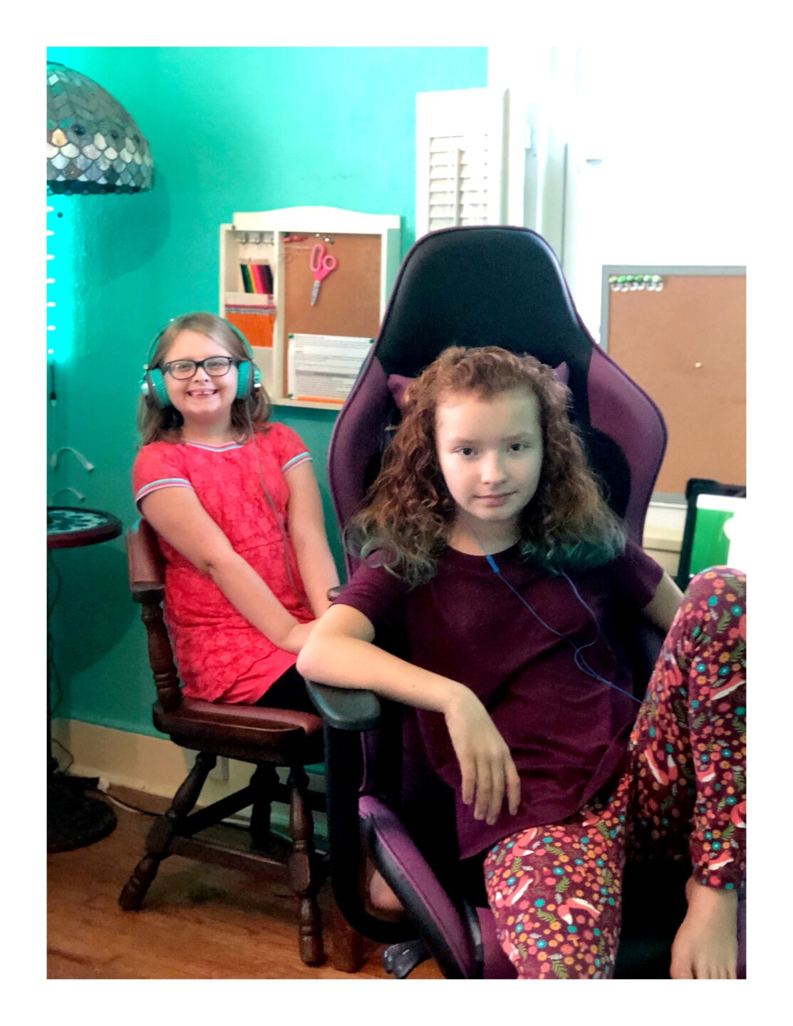 Payton 4th grade, Harley 5th grade and Harper-all ready to learn!.jpg
