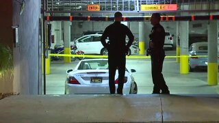 Man run over, killed by car entering Hillcrest parking garage