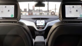 Survey: Americans warming up to idea of riding in self-driving cars