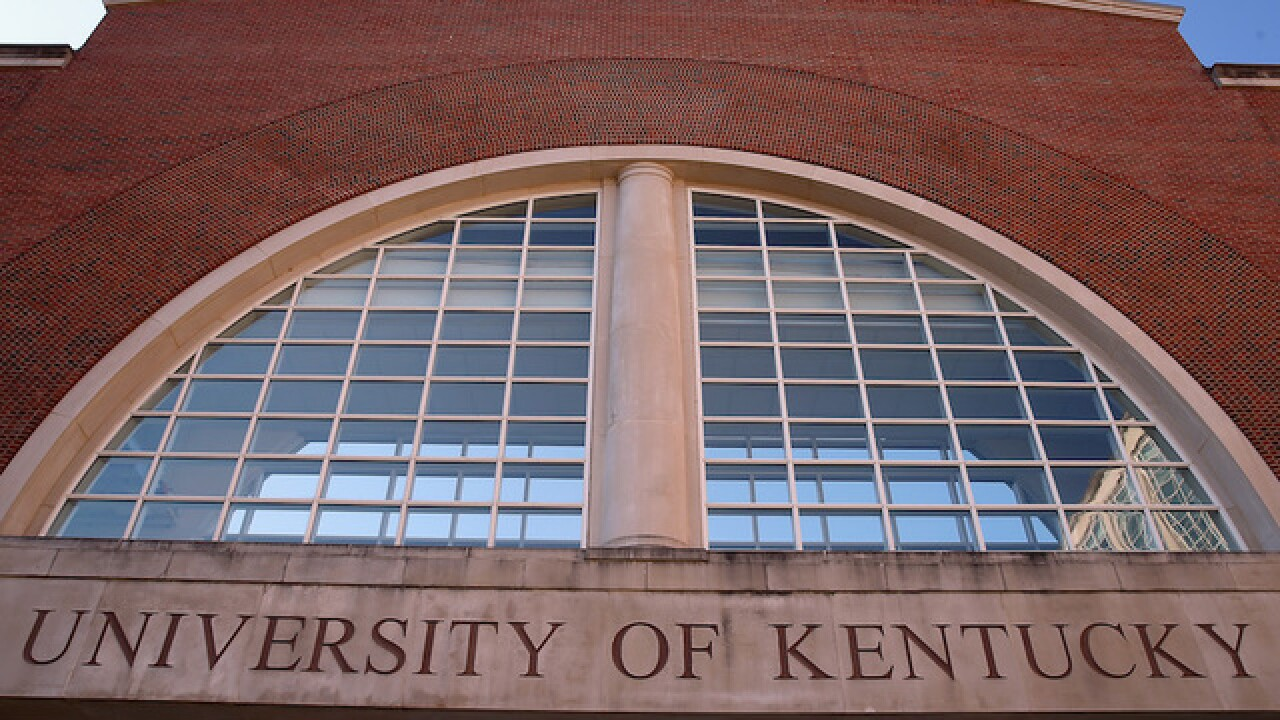 Kentucky student busted after crawling in vent to steal exam from teacher's office