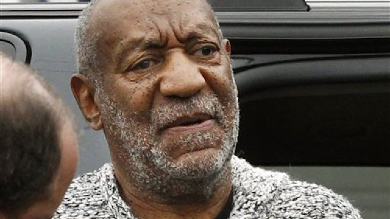Pa. woman's defamation suit vs. Cosby tossed