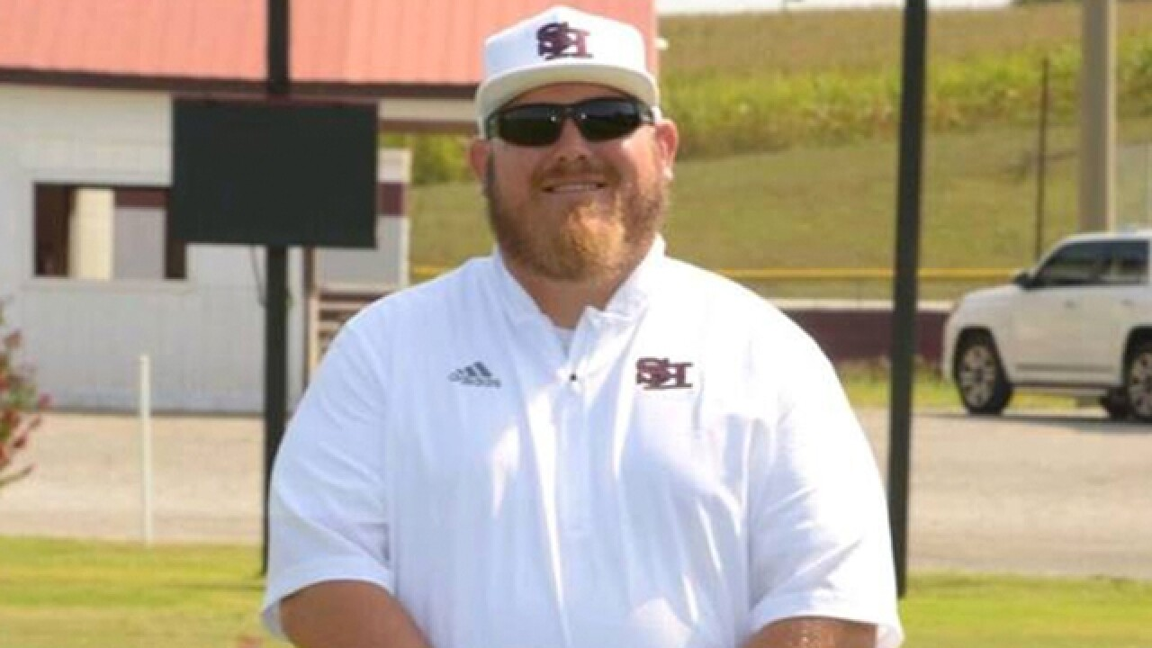 Spring Hill High School Football Coach Passes Away