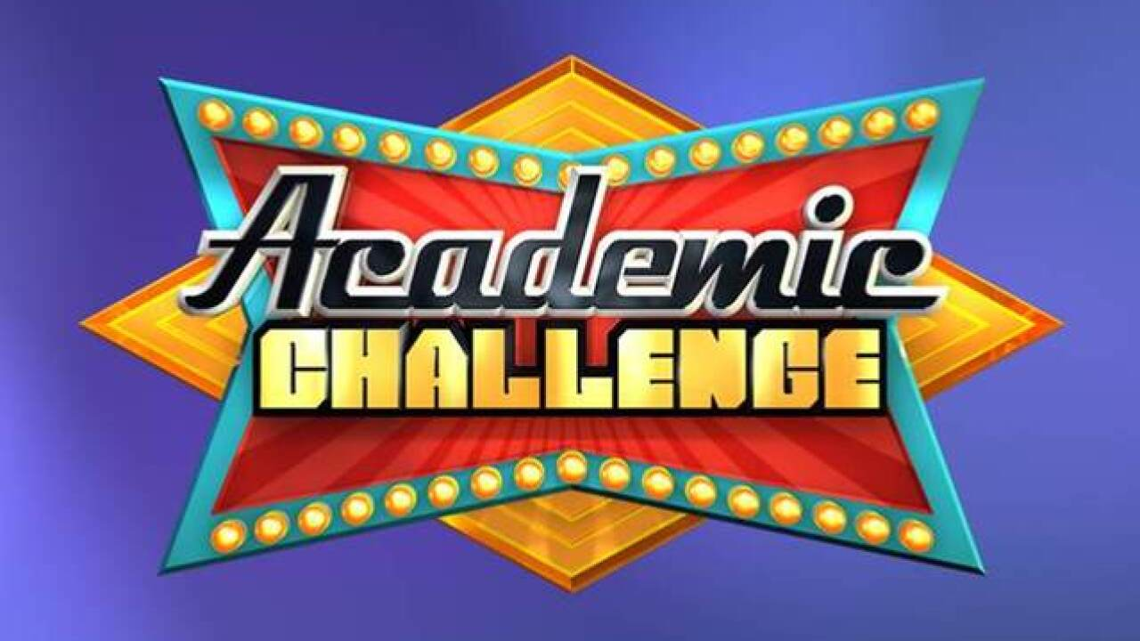 2016-2017 Academic Challenge Weekly Results