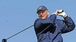 Jan Stenerud -- Super Bowl XXXIX - NFL Charities Golf Classic
