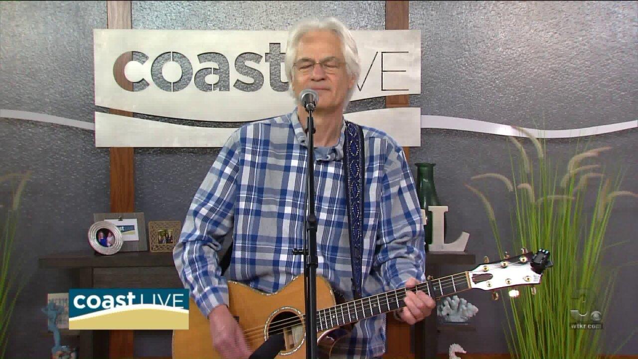 Local music spotlight with Jim Newsom on CoastLive