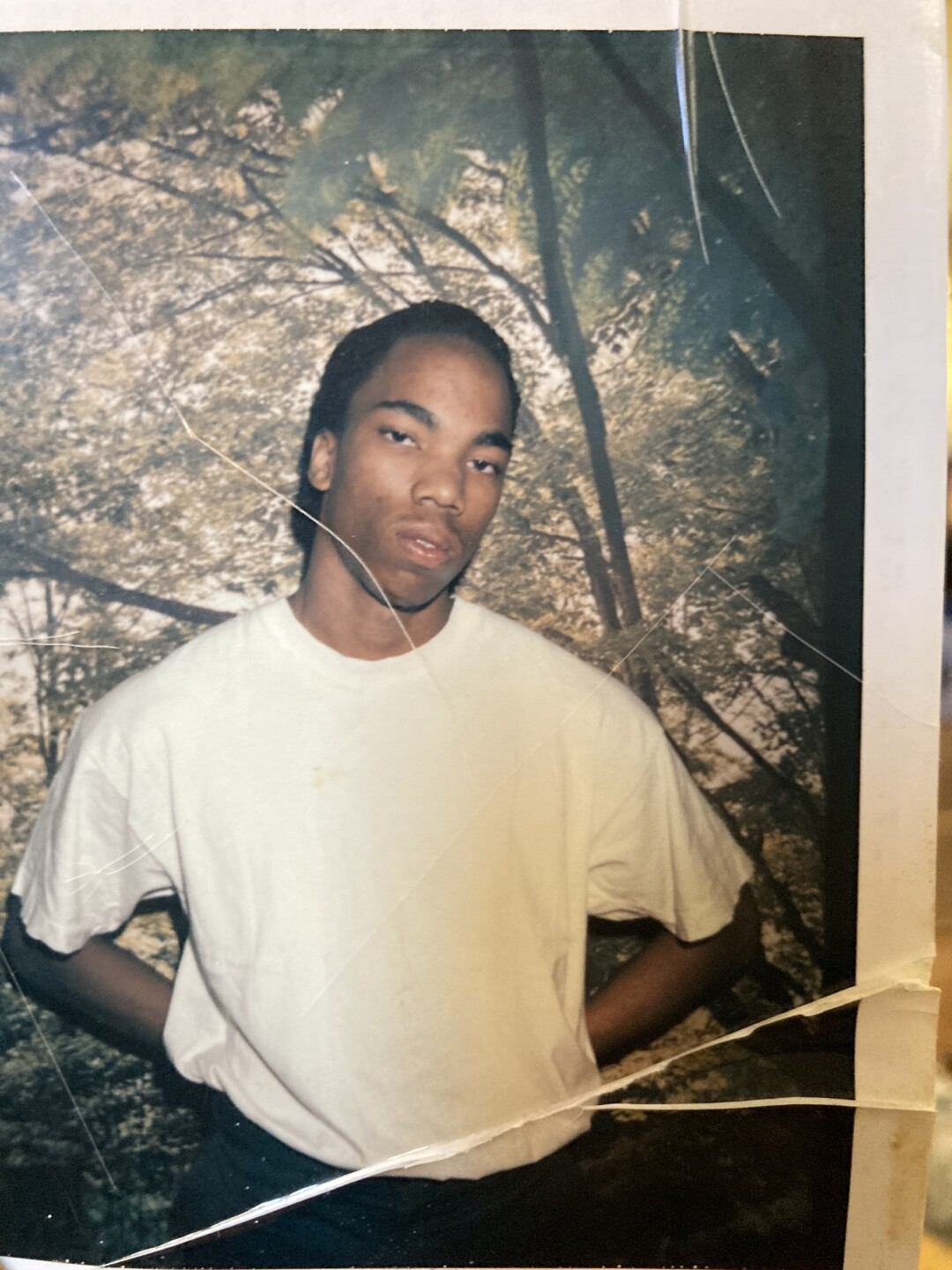 Dominee Meek in prison after receiving a life sentence