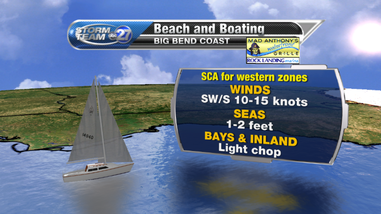 Beach and Boating forecast A (04/26/2017)