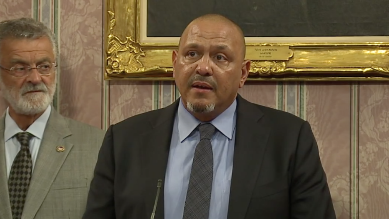 Community groups call for CLE police monitor Hassan Aden to step-down