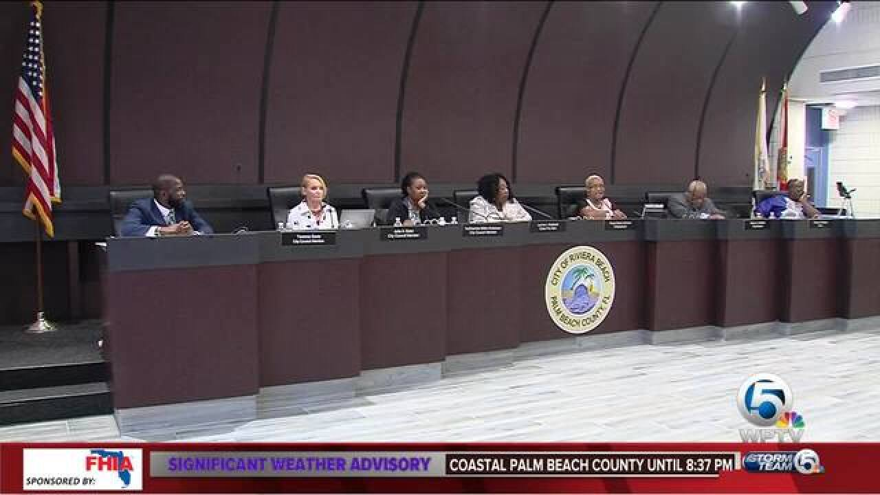 Nine months after Evans is fired, Riviera council enters mediation over lawsuit