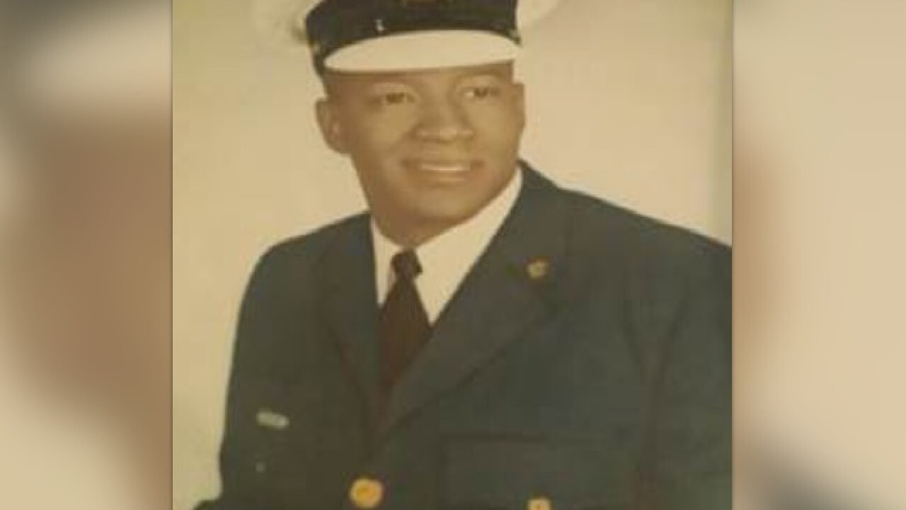 Street named for officer killed 43 years ago
