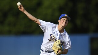 Michael McGreevy selected by Cardinals