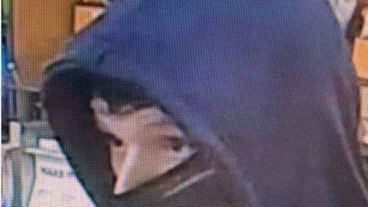 Tucson police are looking for a suspect who robbed a convenience store Saturday. Photo via TPD.
