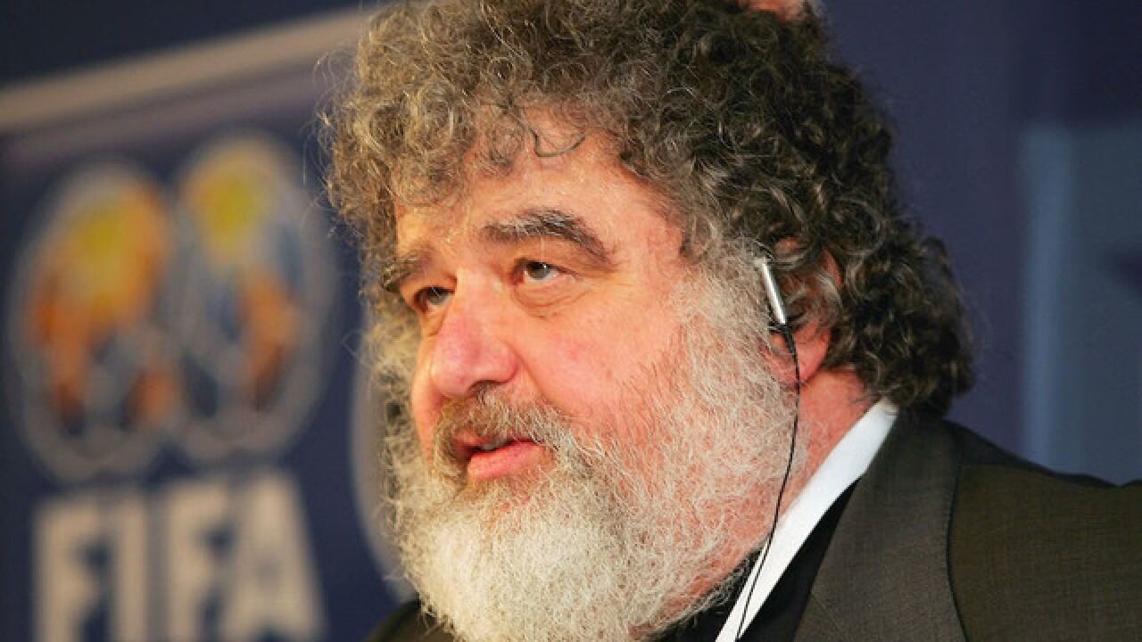 Chuck Blazer, key figure in FIFA corruption scandal, dies at 72