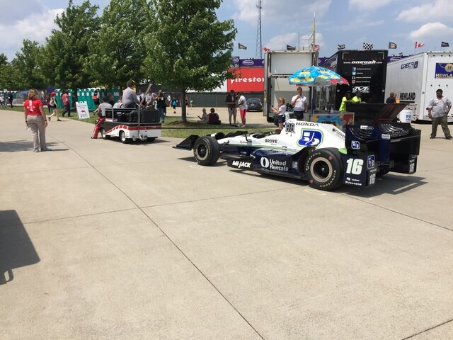 Photo gallery: Day 3 at the Chevrolet Detroit Grand Prix