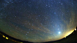 Orionids meteor shower peaks this weekend: How to watch